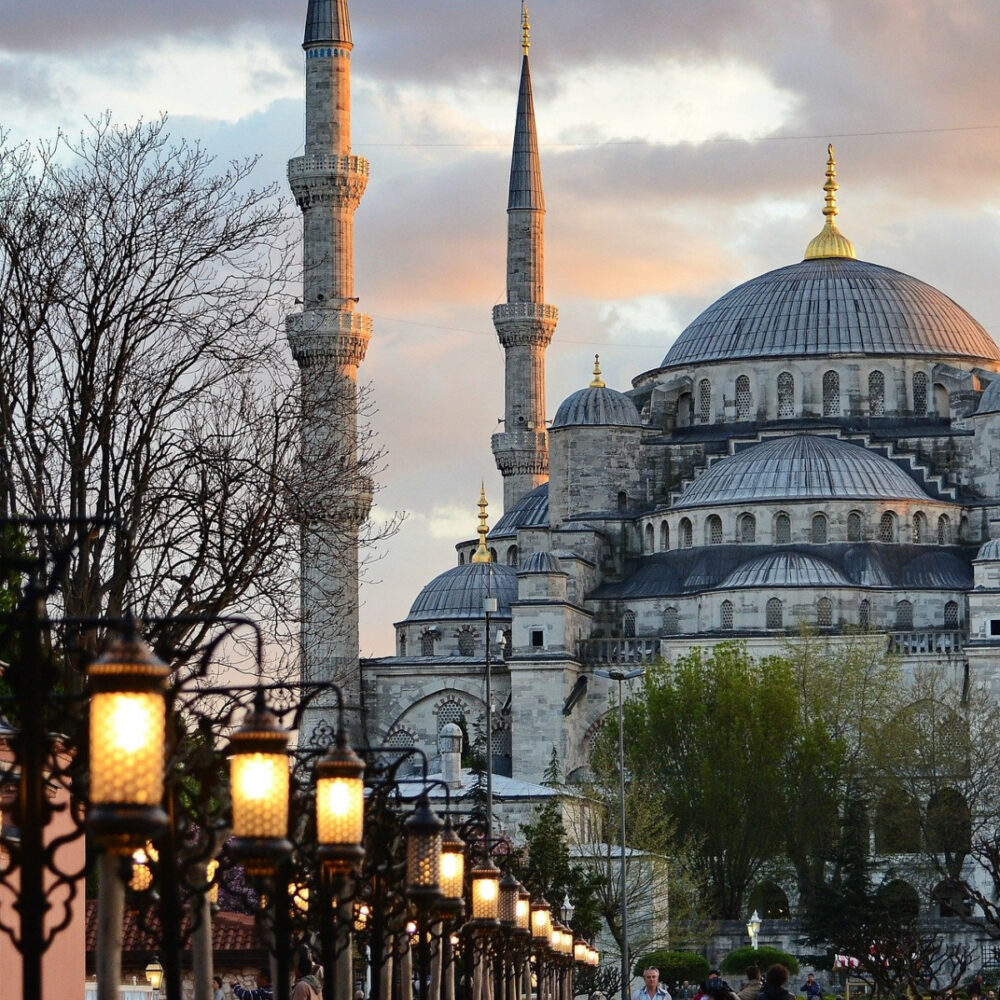 best places to visit in europe istanbul mosque