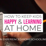 What To Do All Day At Home With Kids (Of Any Age!)