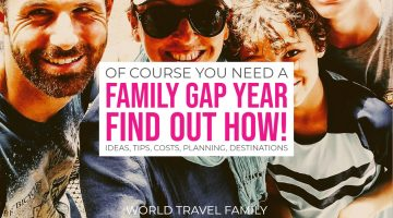 Need a family Gap Year