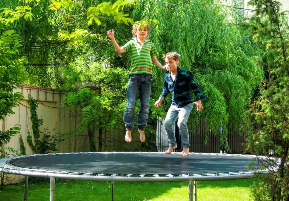 Kids garden play equipmentThings to do with kids at home exercise