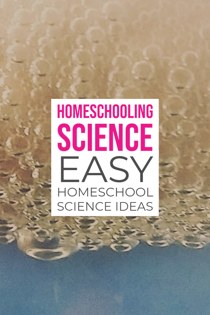 Homeschooling Science Simple Ideas for Homeschooling Science (1)