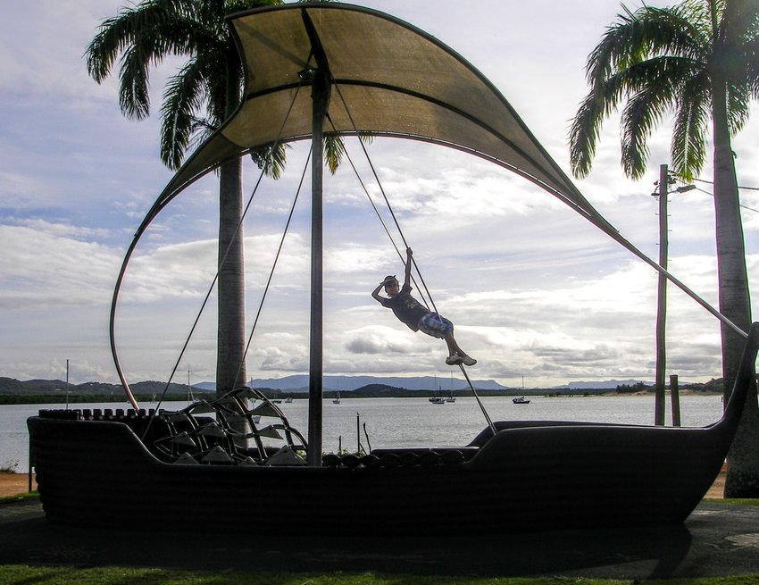 Playground Places to visit in Queensland Cooktown The Endeavour River