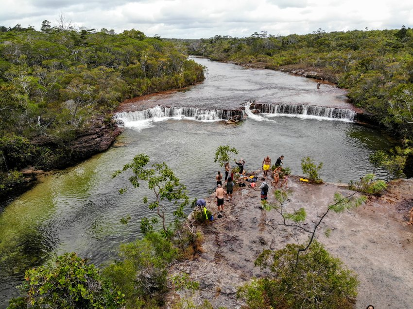 Fruitbat Falls Cape York Places To Visit in Queensland