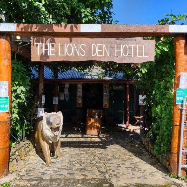 lions den hotel queensland