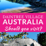 Daintree Village Pinterest Pin