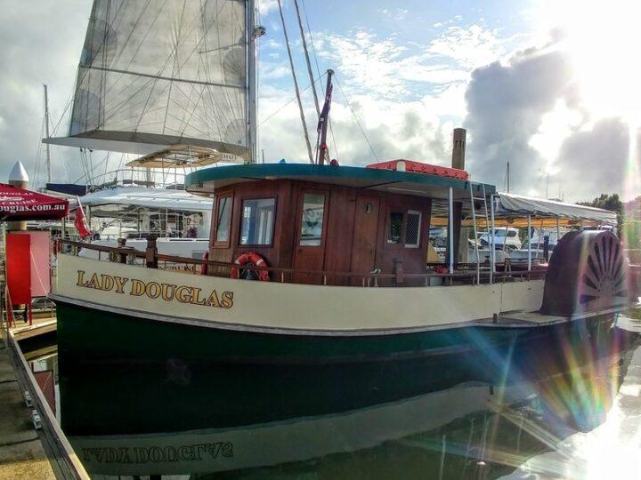 The Lady Douglas River Boat Port Douglas