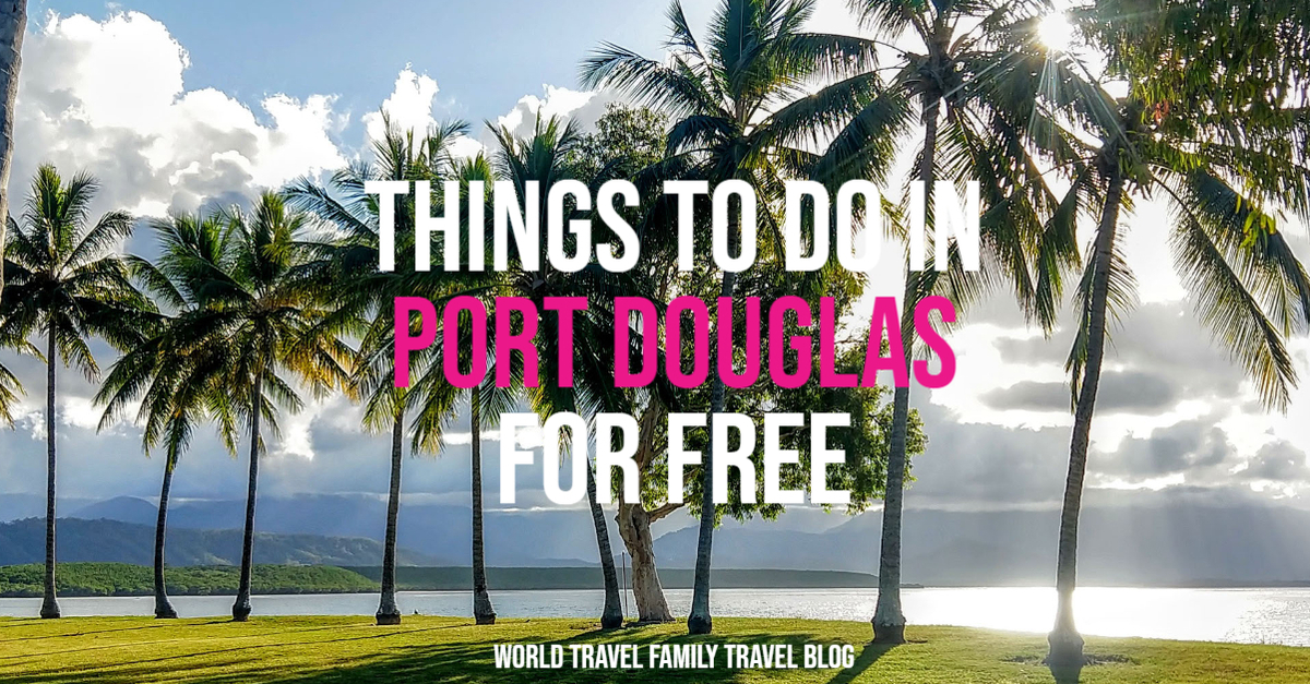 Rex Smeal Park Sunset View Things To Do in Port Douglas For Free