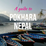 a guide to Pokhara Nepal