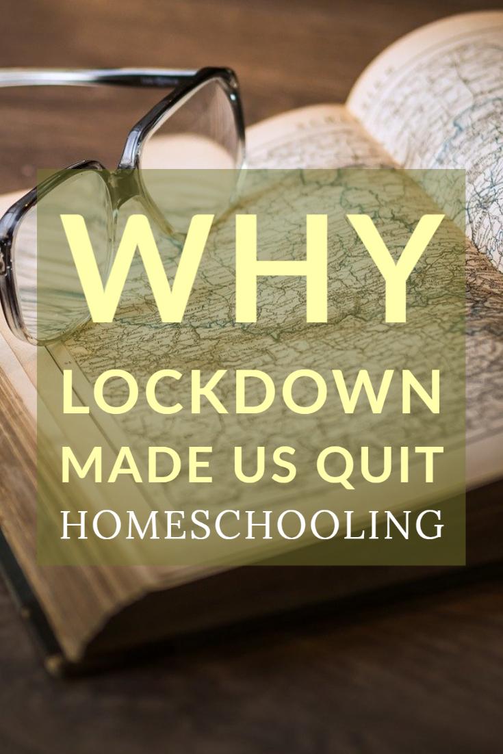 为什么锁定退出家庭学习(1)