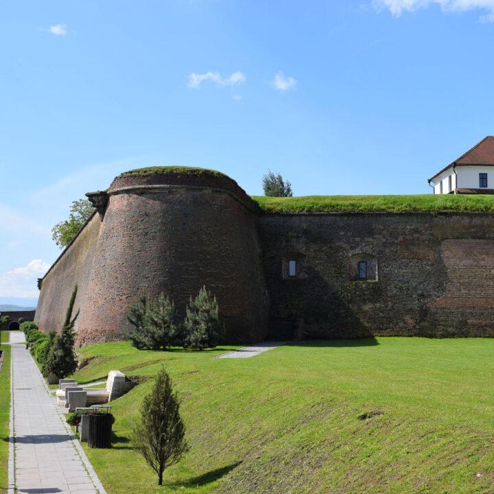 Alba Iulia fortified walls