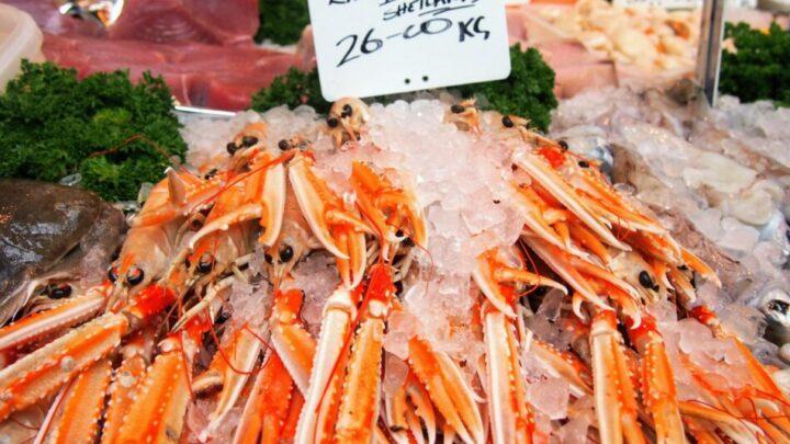 British food Scottish seafood