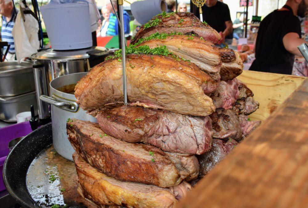 British food roast beef