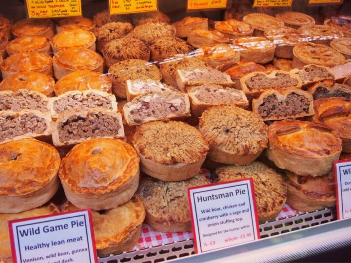 british savoury pies