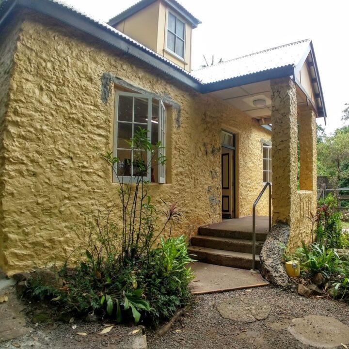 Jose Paronella cottage and family home