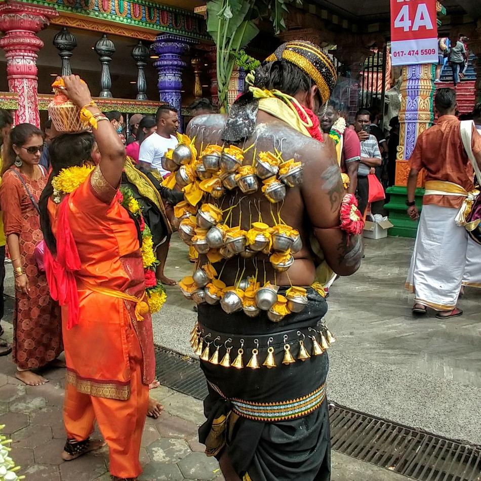 Thaipussam KL devotee Murugam