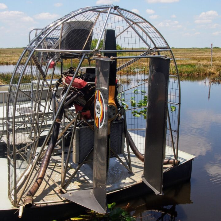 Airboat ride from Orlando