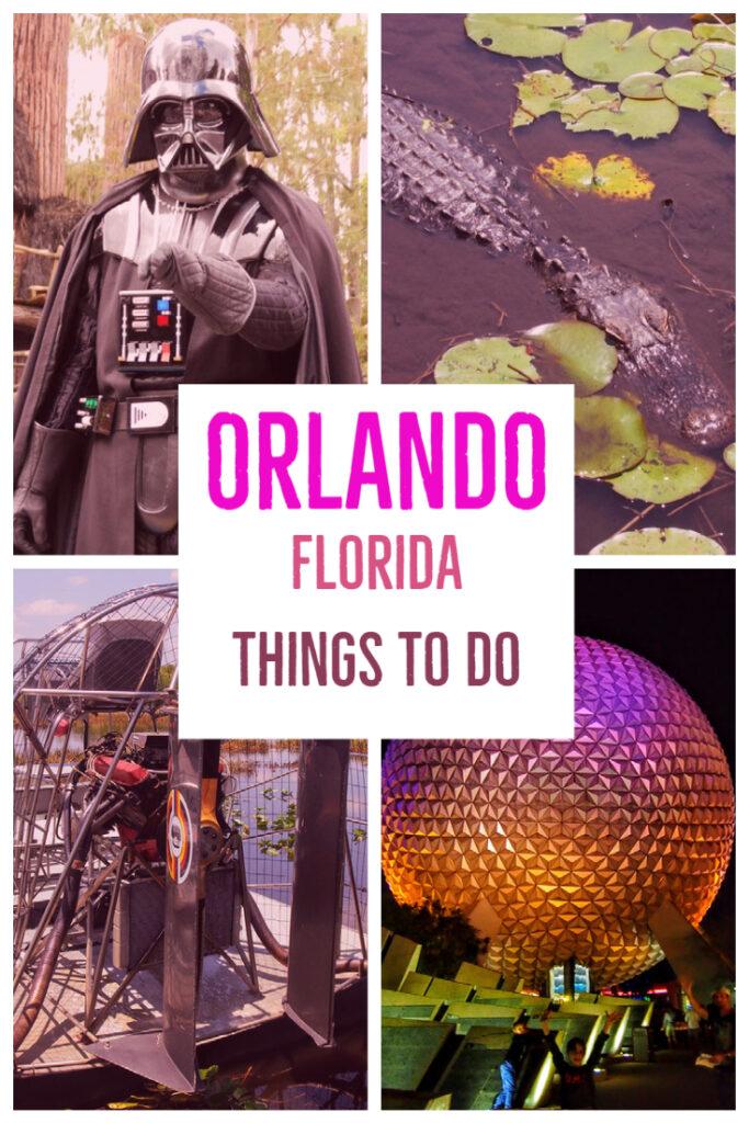 Orlando Florida Things To Do