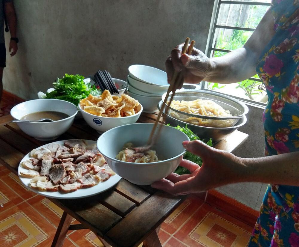 Food in Vietnam for kids