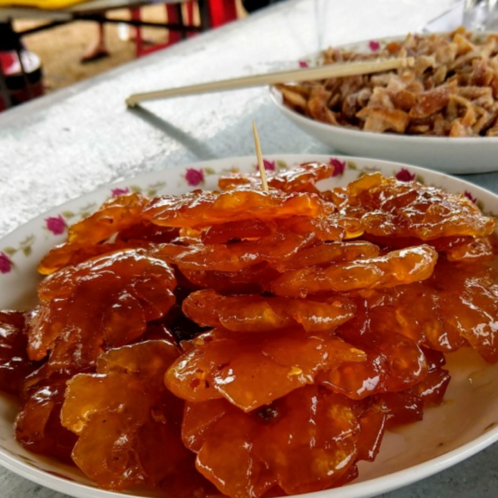 candied kumquats tet vietnam