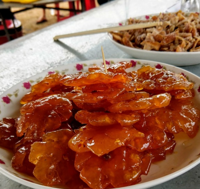 kumquat tet confit Vietnam