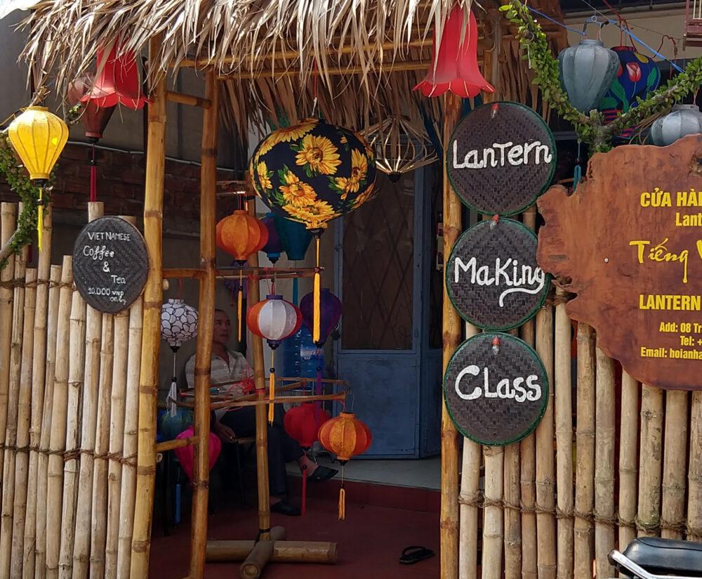 lantern making in vietnam