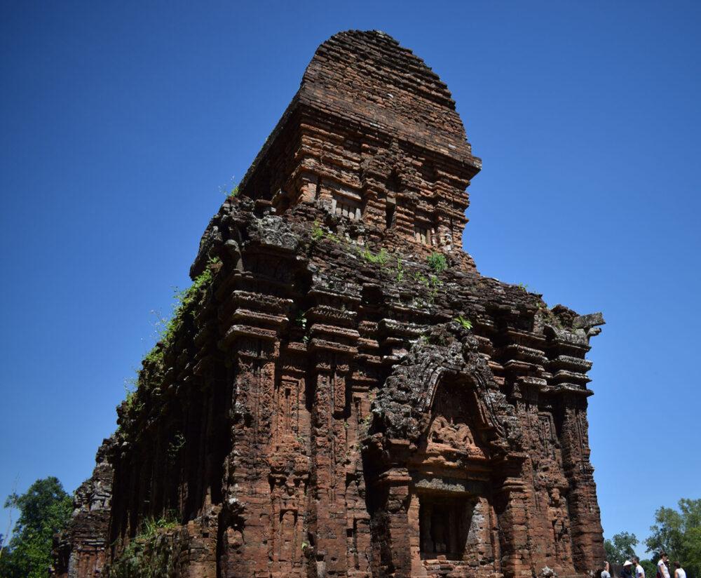 mi son cham ruins vietnam