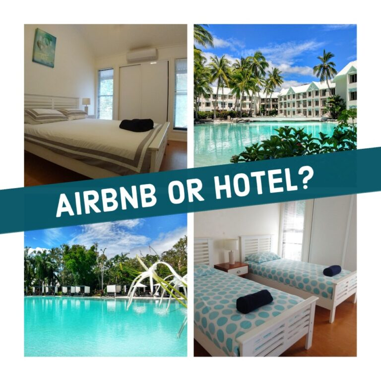 Airbnb or Hotel