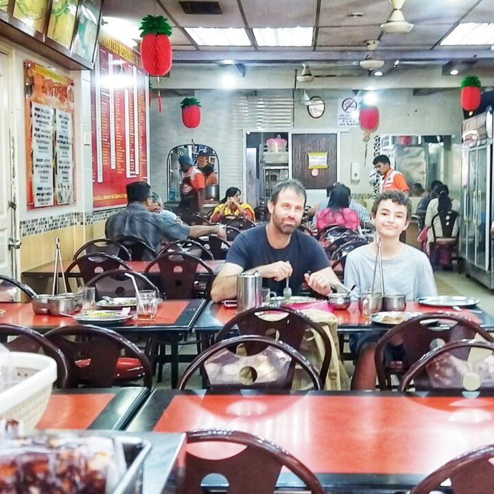 indian food in little india ipoh