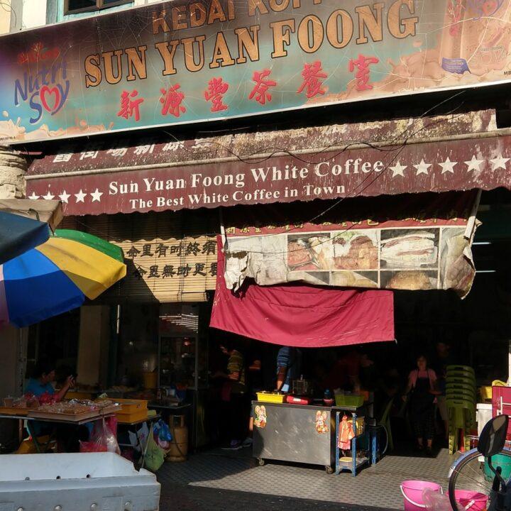ipoh white coffee original shop