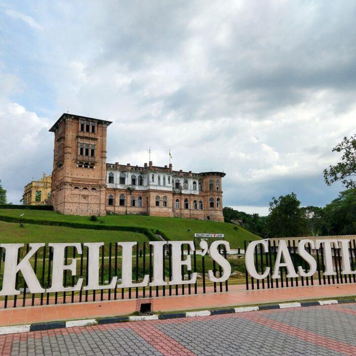 kellie's castle near ipoh malaysia