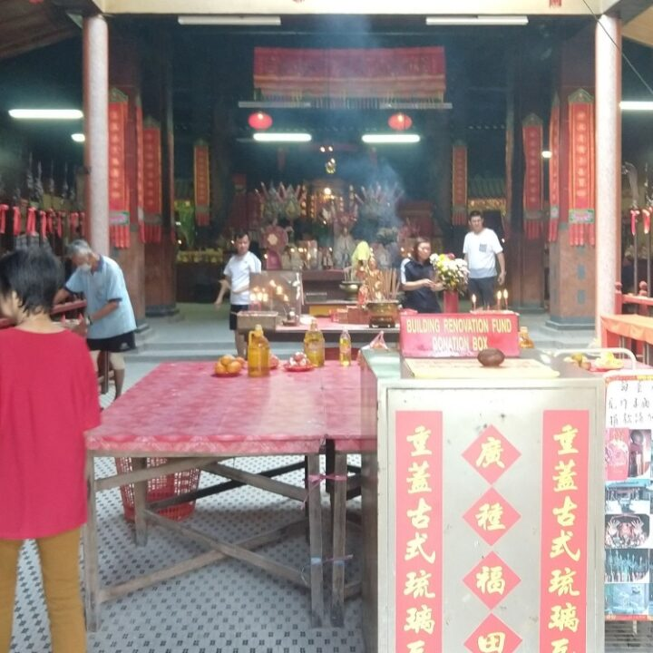 chinese temple in ipoh malaysia
