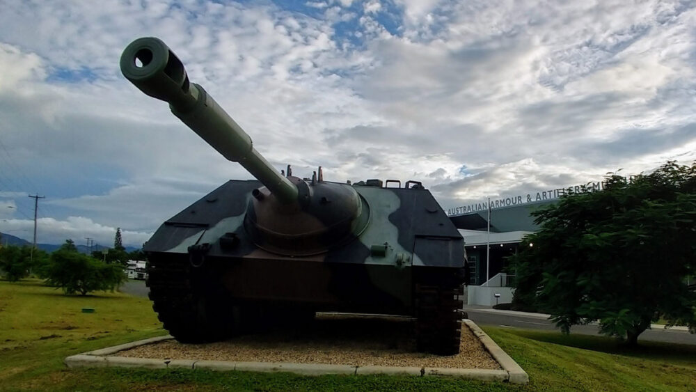 Things to do in Cairns Military Museum