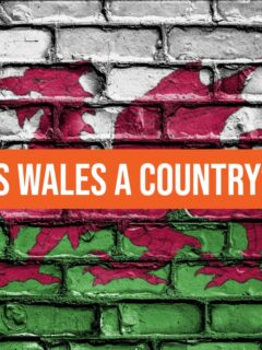 is wales a country