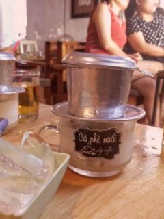 salt coffee Vietnam