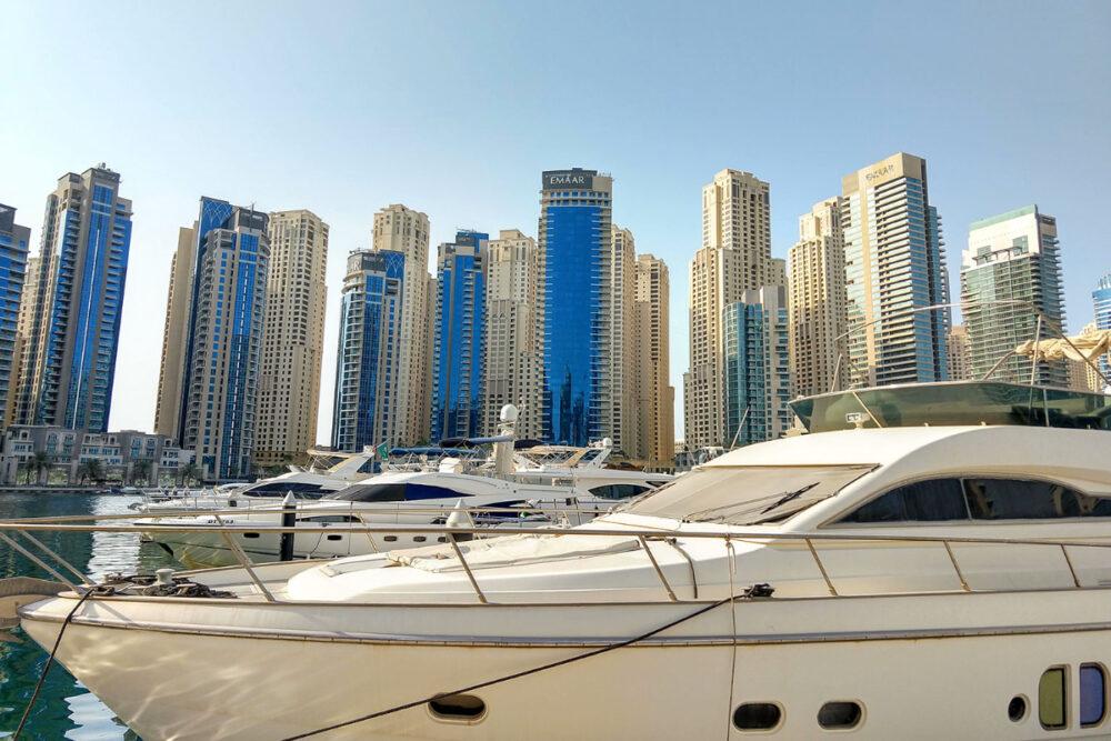 What is Dubai famous for Dubai Marina