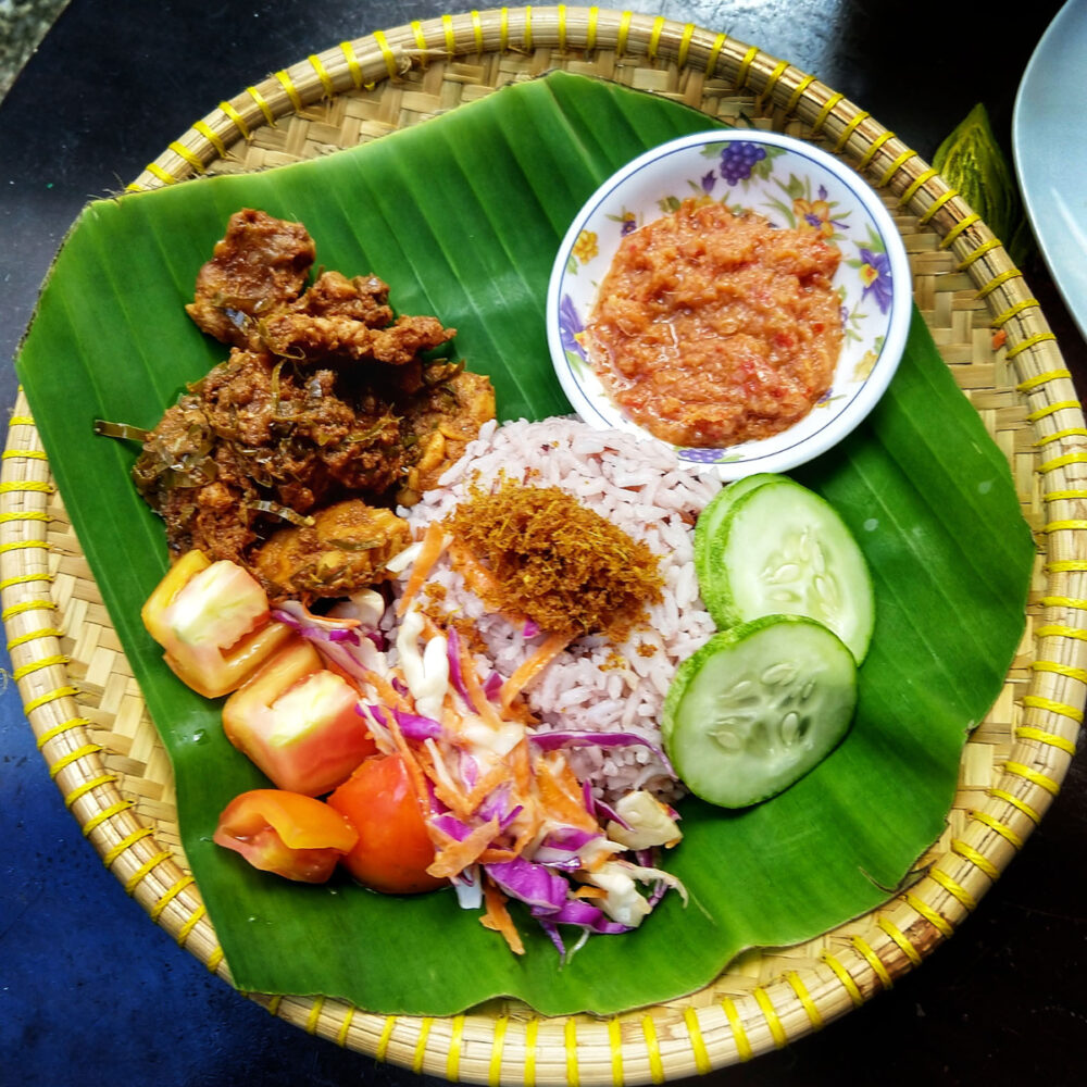 Malaysia's dish in the top foods in Southeast Asia