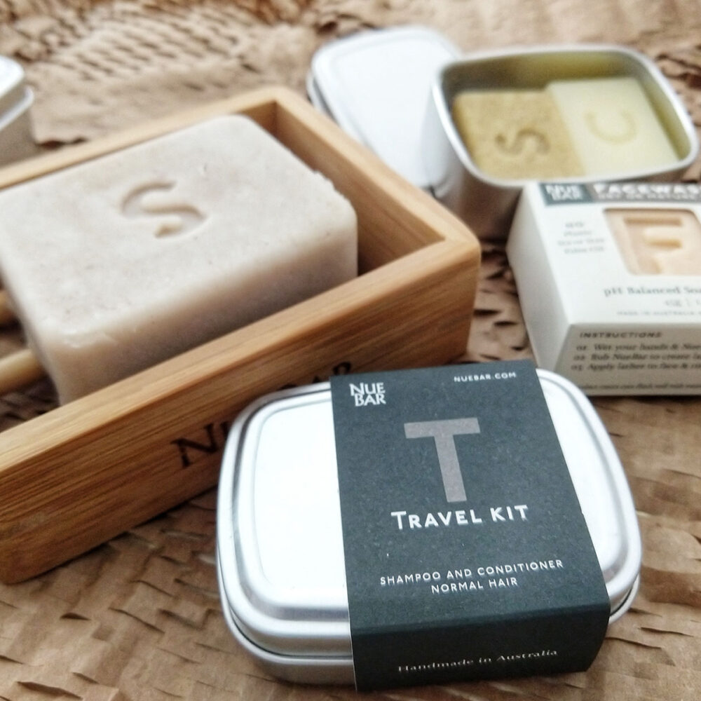 best travel products solid shampoo and toiletries