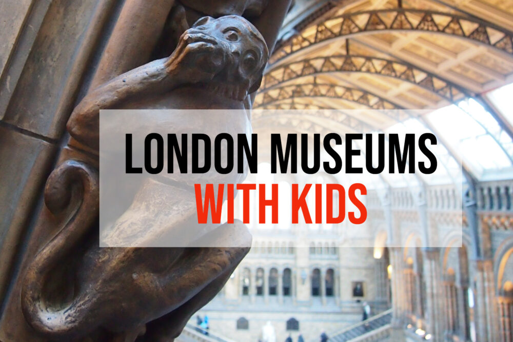 london museums with kids