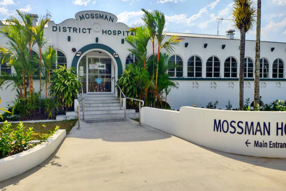 Mossman Hospital Mossman Australia